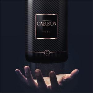 Champagne Carbon Rosé Dark