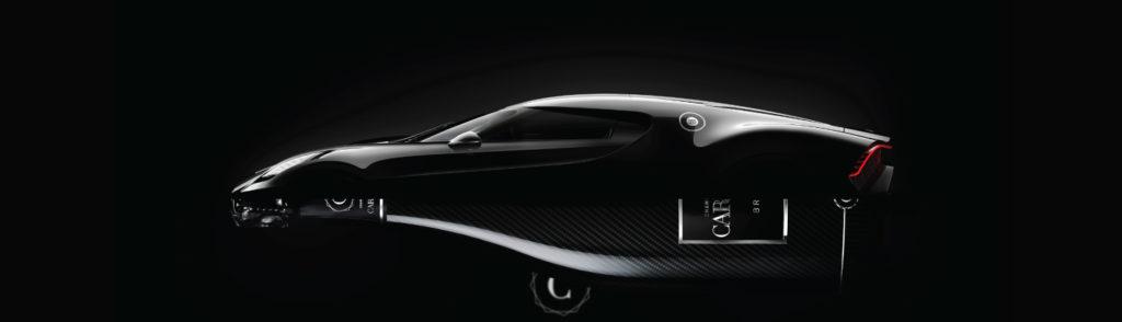 Champagne Carbon for Bugatti